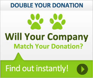 Double Your Donation!