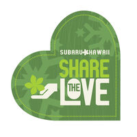 Subaru Hawaii's Share the Love Campaign